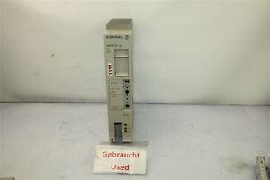 Siemens Simatic S5 6ES5951-7ND21 Modular Power Supply Power Supply 6SE59517ND