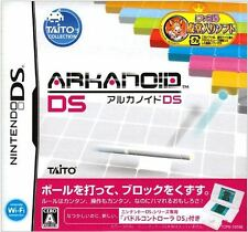 Used DS Arkanoid DS (w/ Paddle Controller) Japan Import