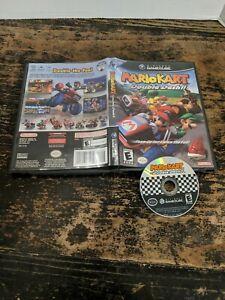 Mario Kart: Double Dash!! (Nintendo GameCube, 2003) Case & Disc - Tested & Works