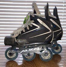Boy's Alkali Roller Hockey Skates, Size Youth 12, Used