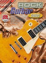 Rock Progresivo solos de guitarra Libro y CD