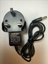 9V Negative Polarity Switching Adapter for Boss VE-20 Effects Pedal