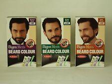 Bigen Homme Speedy Permanent Barbe & Moustache Coloration Cheveux Teinture