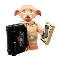 LEGO 71022 Harry Potter - Dobby - Minifigur Hogwarts Tom Riddle Elf Elb Figur
