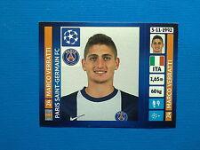 Panini Champions League 2013 - 2014 N.177 Verratti Paris Saint-Germain