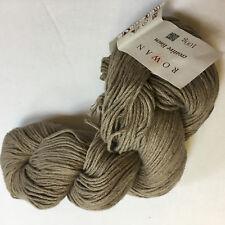 Knitting Yarn - ROWAN Creative Linen shade 622  50% linen 50% cotton 100g skein