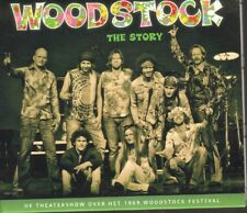 WOODSTOCK The Story CD DIGIPACK 14 track THEATERSHOW 1969-2013