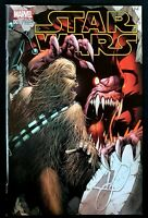 Stars Wars #1 Chewbacca Variant (BW Sketch & Colour Cover Set of Two )