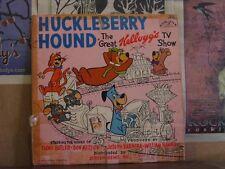 HUCKLEBERRY HOUND, GREAT KELLOGG'S TV SHOW LP CP 202