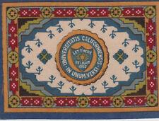 New listing California University college Tobacco felt, blanket, pennant with school seal