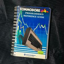 More details for commodore 64 programmer's reference guide book