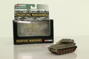Corgi CS90117; Scorpion Light Tank; The Falklands War; Very Good Boxed