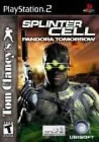 Tom Clancy's Splinter Cell: Pandora Tomorrow - PlayStation 2 - VERY GOOD