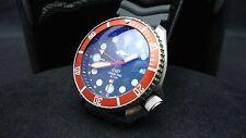 Vintage Seiko divers 7002 SAPPHIRE HYBRID SWISS QUARTZ GMT DUAL TIME ZONE J80.