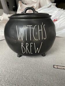 New! Rae dunn Witch's Brew Cauldron. HTF!