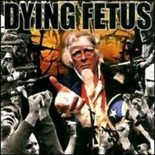 """DYING FETUS """"DESTROY THE OPPOSITION"""" CD NEUWARE"""