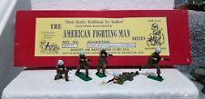 Nickolson Miniatures Creighton American Fighting Man DSAU US Army United Nations