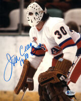 JIM CRAIG SIGNED AUTOGRAPHED 8x10 PHOTO + 1980 GOLD OLYMPIC LEGEND BECKETT BAS