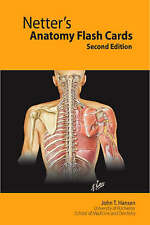 Netter's Anatomy Flash Cards: With STUDENT CONSULT Online Access (Netter Basic