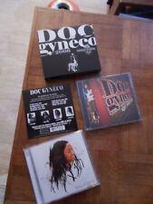 Doc Gynéco coffret édition limitée 2CD enregistre au quartier / Un homme nature