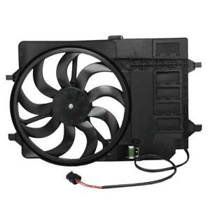Radiator Cooling Fan Assembly for Mini Cooper Cooper S Works R50 R52 R53 01-07