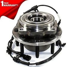 NEW WHEEL BEARING & HUB ASSEMBLY FOR 08-10 FORD F-350 SUPER DUTY 295-15116