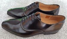 Paul Smith Leather Shoes Size UK 10 Starling Black