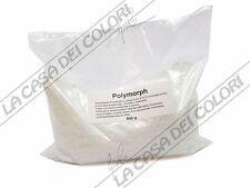 POLYMORPH - 500 g - BIANCO - PLASTICA TERMOPLASMABILE - PLASTICA MODELLABILE