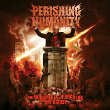 Perishing Humanity - The Monument Of Human Lies And Hypocrisy CD Death Metal