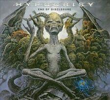 End of Disclosure [Digipak] by Hypocrisy (CD, Mar-2013, Nuclear Blast (USA))