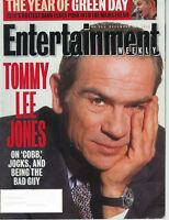 TOMMY LEE JONES Gina Lollobrigida GREEN DAY Billie Joe Armstrong 1994 magazine