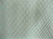 Kravet Fabric Pattern 25379 Color 23 Spa Matelasse Silk Cotton 1.2 Yd x 54 In