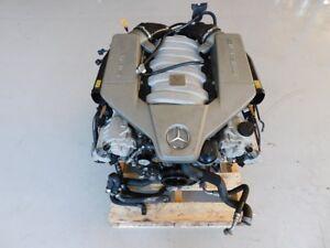 Mercedes Benz CLK63 AMG A209 2007 M156 V8 Engine Motor J092