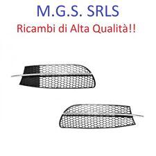 Griglia paraurti anteriore DX/SX Cromate Alfa Romeo 147 (2000/2004) (1 Pz) ISAM