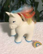 Vintage Remco Rainbow Pretty Pets Clyde Horse Figure 1989