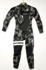 HURLEY Youth 302 FUSION CZ Wetsuit - 00AA Camo - Size 10 - NWT