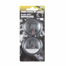 """Universal 2"""" Blind Spot Mirrors Convex Wide Angle Car Vehicle Learner Driver UK"""