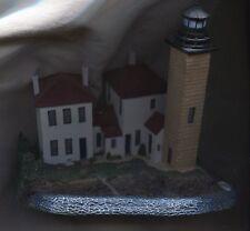 Harbour Light Lighthouse Beaver Island #188 ~ Rhode Island ~ 1997