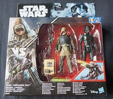 "Pao vs Death Trooper / Star Wars  / Rogue One / 3.75"" Action Figures"