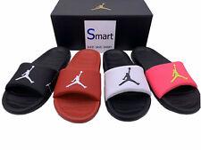 NIB SIZES 7-14 MEN MULTI COLOR Nike Air Jordan BREAK Slides Sandal Logo Jumpman