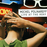 Michel Polnareff ‎CD Live At The Roxy - France (M/M)