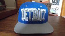 Detroit Cap Adult Hat
