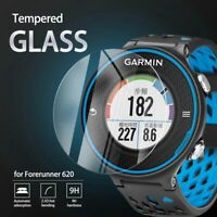 9H+ Tempered Glass Screen Protector For Garmin Forerunner 225/230/235/620/630