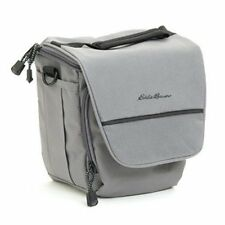 EDDIE BAUER EBRIPSCSLR-GRY Camera Case - Grey-NEW -FREE SHIPPING