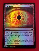 1x Fire Prophecy | FOIL | Ikoria Lair of Behemoths | MTG Magic Cards