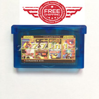 GameBoy 12 in 1 Advance GBA Video Game - Multi Cart For Ninte