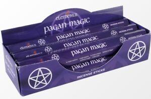 Elements 'Pagan Magic' Incense Sticks (pk 20) (V17)