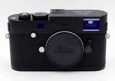 Leica M-P Typ 240 #10773 - Black Paint Finish
