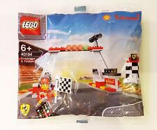 LEGO 40194 Shell Ferrari Finish Line & Podium polybag