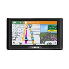 """Navegador GPS Garmin Drive 60 LM 6"""" 010-01533-2H Negro Original Usado"""